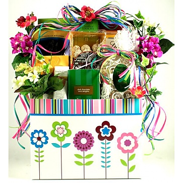 #1 Teacher Gift Basket (Large)
