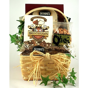Kosher Sweets and Treats Gift Basket