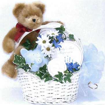 Bundle of Joy Gift Basket (Medium)