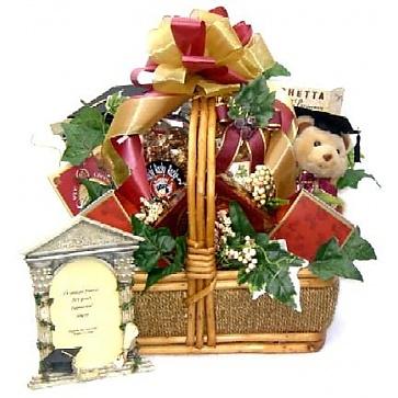 Congrats Grad Gift Basket (Large)