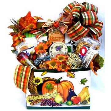 Fall Festivals Gift Basket (Large)
