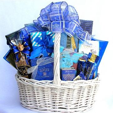 Festival of Lights Gift Basket (Medium)