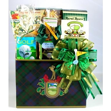 Fore You Deluxe Gift Basket