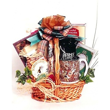 Gone Hunting Gift Basket (Large)