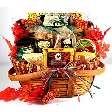 Gobble 'til Ya Wobble Gift Basket