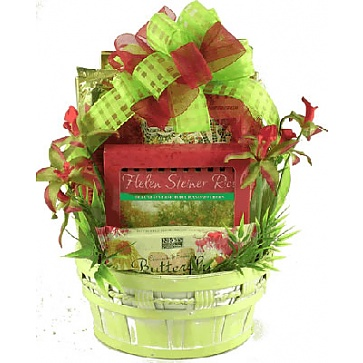 My Grandmother My Friend Gift Basket