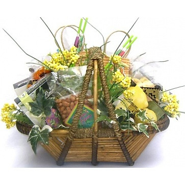 Taste of the Tropics Gift Basket