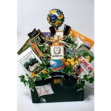 Village M.D. Gift Basket (Small)