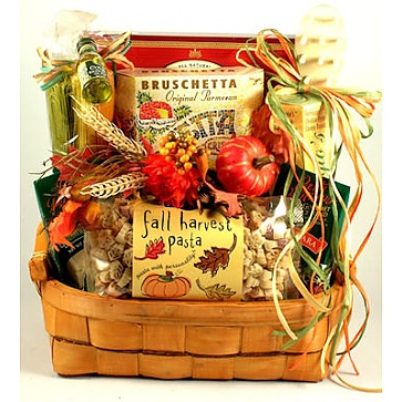 Warm Autumn Wishes Gift Basket