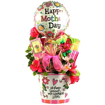 A Mother's Heart, Mother's Day Gift Arrangement