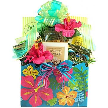 Aloha Gift Basket