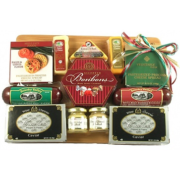 Board Of Directors - Cheese & Sausage Gift (Large)