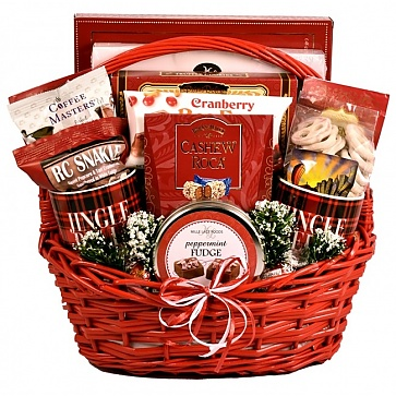 The Sweet Life Holiday Gift Basket