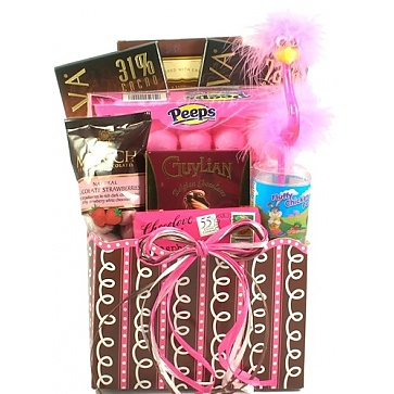 Easter Sweets, Easter Gift Basket
