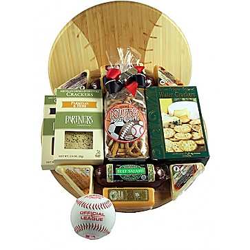 Grand Slam Baseball Gift Basket