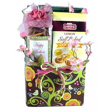 Goodies For Mom Gift Basket