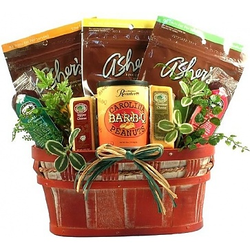 Healthy Living Sugar Free Candy Gift Basket