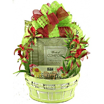 In Remembrance Sympathy Basket