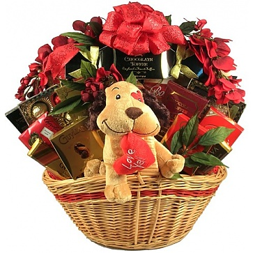 Luv Ya Gift Basket