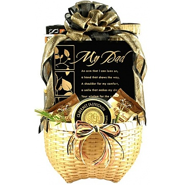 My Dad - Gift Basket for Dads
