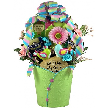 One In A Million Mom Gift Basket