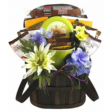 Peace Be With You Christian Gift Basket