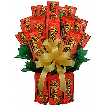All Reese's Candy Bouquet - Medium