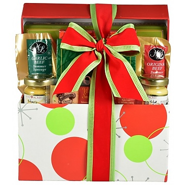 Santa's Sampler Holiday Gift (Medium)