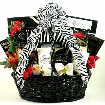 On The Wild Side Gift Basket