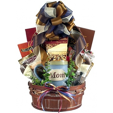 My Mom Is Great - Gift Basket for Mom