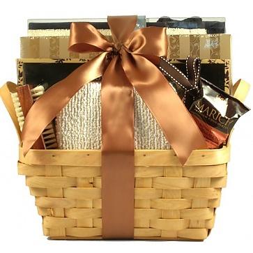 Tuscan Hills Spa Gift Basket