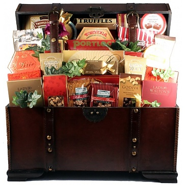The V.I.P. Deluxe Gift Basket (Large)