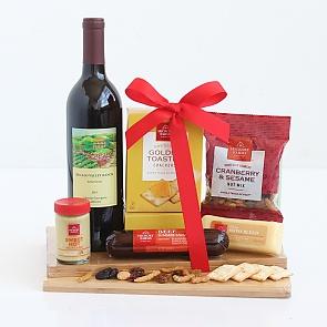 Napa Valley Wine Experience Gift - Napa Valley Wine Experience Gift #WineAndCheeseGift