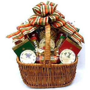 Cut Above Fall Gift Basket (Large) -