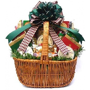 Cut Above Holiday Gift Basket (Large) -