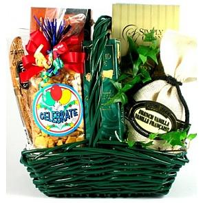 Celebrate Gift Basket -