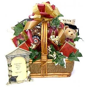 Congrats Grad Gift Basket (Medium) -
