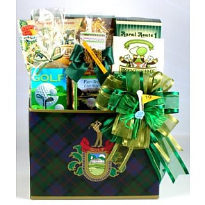 Fore You Deluxe Gift Basket -