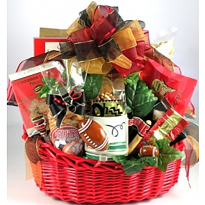 Game Day Gift Basket (Large) -