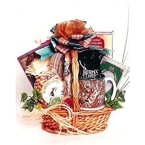 Gone Hunting Gift Basket (Medium) -