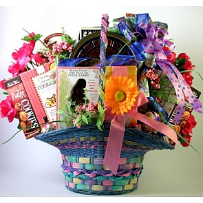 Egg-stra Special Easter Gift Basket - Send Easter baskets online