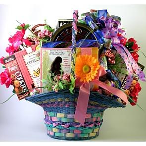 Egg-stra Special Easter Gift Basket - Send Easter baskets online