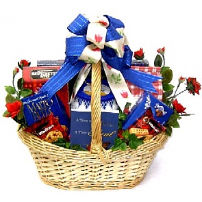 In Loving Memory Gift Basket -