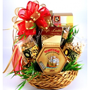 Just For Him Gift Basket -