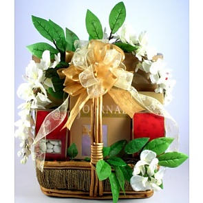 Peace and Serenity Gift Basket (Medium) -