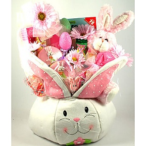 Some Bunny Loves You Gift Basket - Send kids Easter baskets online