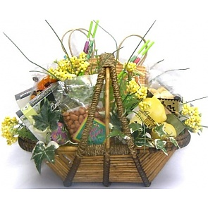 Taste of the Tropics Gift Basket -