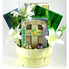 The Spirit of Easter Gift Basket - Send Easter baskets online