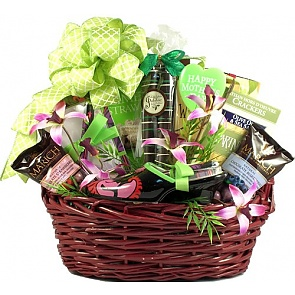 A Mother's Touch Gift Basket -
