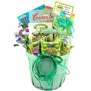 Good For The Soul Kosher Gift Basket -